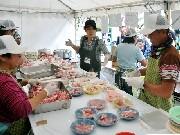 岡崎で「愛知県畜産フェスタ」-2200人に無料バーベキュー振る舞う