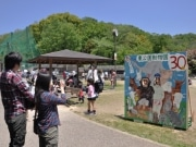 東公園動物園が開園30周年-当時から飼育のゾウ「ふじ子」や新入り動物も