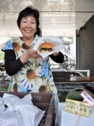岡崎「とんかつ 一休」が地産地消「みそかつバーガー」-地元7社の食材使い