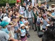 「オカザえもん」ご当地キャラ総選挙で中部代表-強敵居並ぶ決勝へ