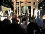 「あいちトリエンナーレ」閉幕-岡崎はちょうちん行列、松本町会場でフィナーレ