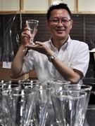 「保冷グラス」新商品-岡崎の企業、クラウドファンド通じ製作