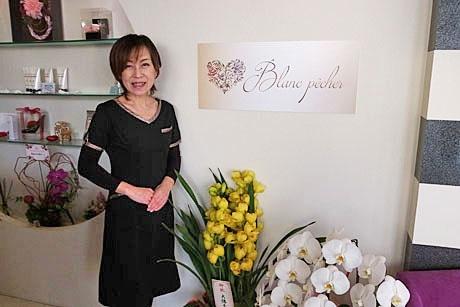 岡崎・康生に「生姜(ショウガ)を使ったヘッドスパ」 美容院での営業経て単独店へ