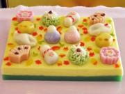 岡崎の老舗和菓子屋が晴れの日の新サービス『オーダーメイド和菓子ケーキ』