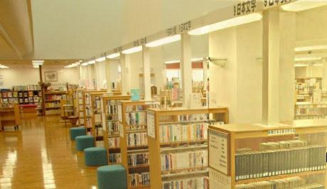 塩分測定器を貸し出す隠岐の島町図書館