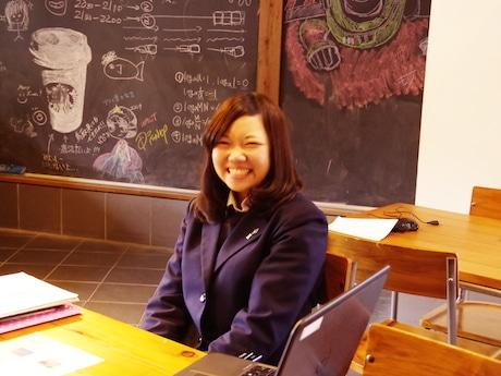 主催の一人、佐本沙智さん