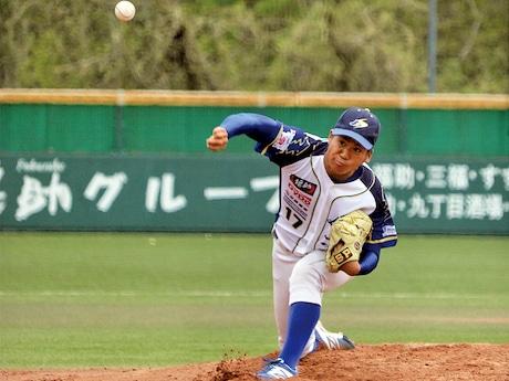 リーグトップを争うチームが来島(写真提供:兵庫ブルーサンダーズ)