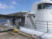 隠岐の観光展望船「あまんぼう」運航開始へ 「春の海楽しんで」