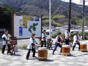 隠岐・西ノ島で「国賀開きフェスタ」 観光シーズンの幕開けとともに