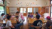 隠岐・中ノ島で「手作りカレー交流会」 作業所と地元つなぐ機会に