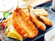 隠岐・中ノ島のレストランで「あじフェア」 旬の食材、たっぷり味わって