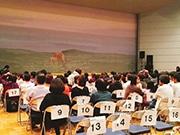 隠岐・西ノ島に吉本新喜劇 町制60周年祝う「笑い」を提供