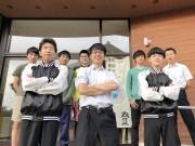 隠岐・中ノ島で「とちばけマルシェ」 高校生ら、お年寄りに東京旅行を贈る資金調達で