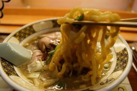 「凪」大宮店の「煮干ラーメン」