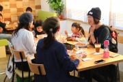 さいたま「OTTO CAFE」1周年 子連れ客に配慮も