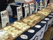 大宮駅で「新麦ついたちまんじゅう」販売 昔ながらの県内食文化を復刻