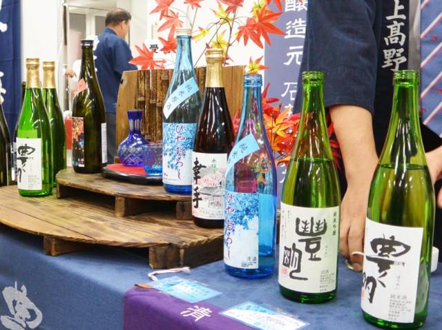 埼玉35酒蔵「大試飲会」以前の開催時の様子