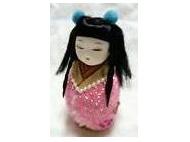 コスプレ木目込み人形