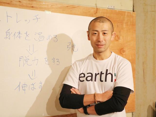 「健康革命家」の山口敬志さん