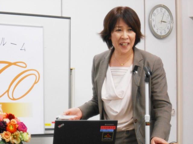 COCOオフィスを利用しファイナンシャルプランナー関連の会社を起業した岩見真里子さん