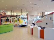 さいたまの鉄道博物館がリニューアル、科学ステーション&キッズプラザ新設