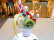 大宮にフルーツパーラー「フルーツパラダイス」 パフェとパンケーキ中心に