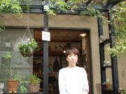 さいたまの自宅ショップが3周年 ハンドメード作家が庭で作品販売