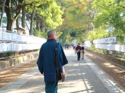 さいたまを着物で散歩するイベント 第1回は大宮氷川神社かいわいで