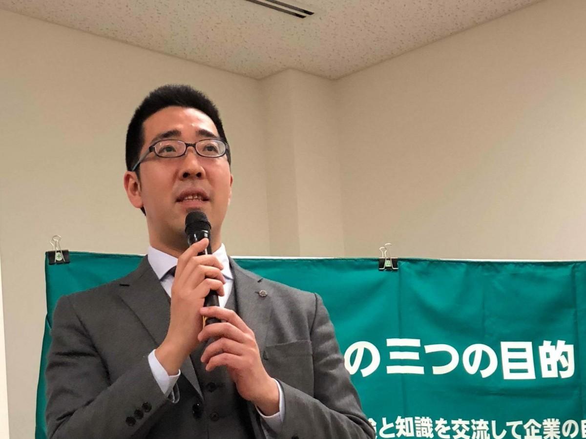 武蔵浦和会館の小杉社長