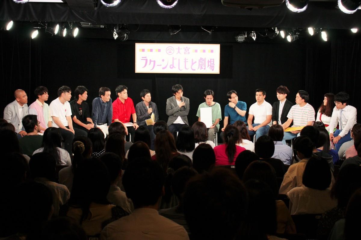 記念公演「バック・トゥ・ザ・フューチャー4~新メンバーは誰だ!?大宮セブン復活七夕祭~」