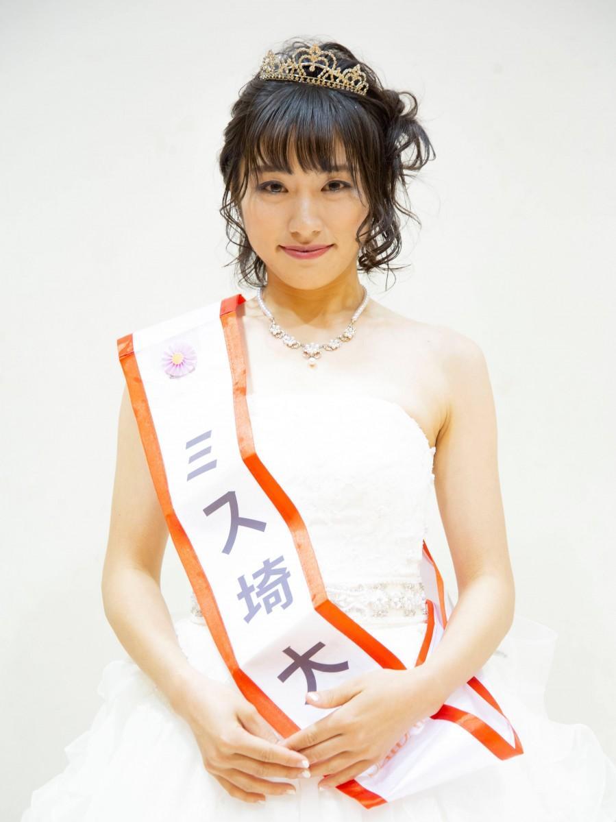グランプリの加藤優実さん