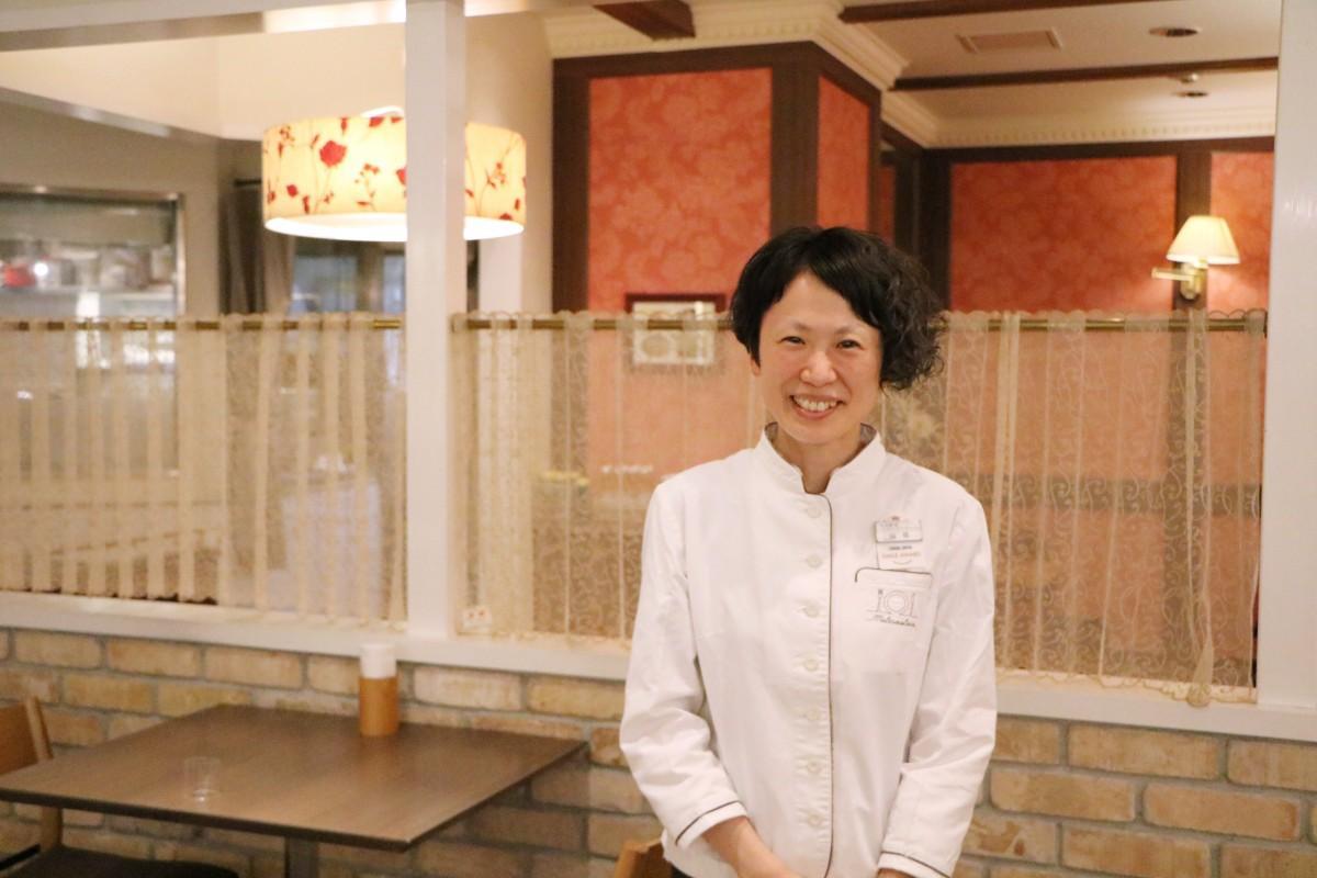 店長の山田裕美さん