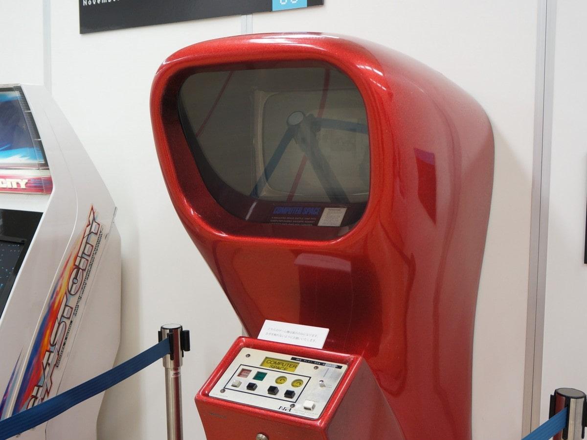 「アーケードゲーム 「コンピュータースペース」」の画像検索結果