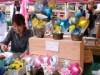 大宮の「軒先マルシェ」が1周年 東日本の特産品や雑貨で街のにぎわい