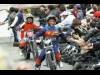 上尾の自動車教習所でバイクイベント 子ども向けバイク試乗やアイドルライブも