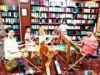 大宮の老舗書店に「手織適塾SAORI」移転 カリキュラム無しで自由に織物