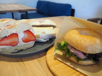 大宮に生パスタとベーグルサンド専門店「ichi」 地域食材使うメニュー、野菜直売も