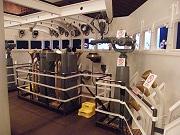 ATCミュージアムで「戦艦大和」展-ブリッジの一部を実物大で再現