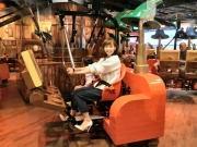 天保山「レゴランド」に新ライド ファーストライダーは藤本美貴さん