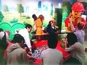 大阪・天保山で「大人のレゴナイト」 ボディーアート体験が初登場