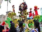 USJの秋イベント開幕 「世界の仮装フェスティバル」テーマの新パレードも