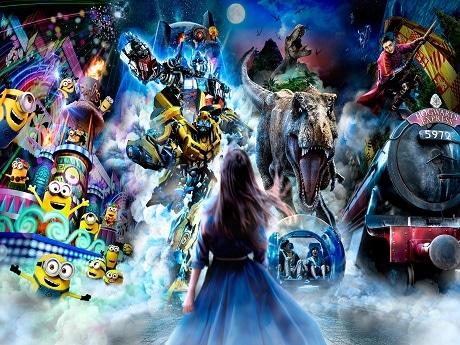 ユニバーサル・スペクタクル・ナイトパレード(画像提供:ユニバーサル・スタジオ・ジャパン)