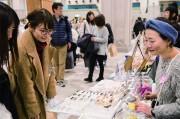 インテックス大阪でハンドメードイベント 雑貨販売、ワークショップなど
