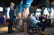 USJに「名探偵コナン・ミステリー・レストラン」 安室透の推理劇を間近で