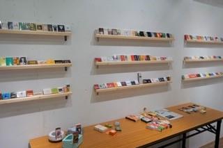 日本全国を巡ってコレクションした喫茶店のマッチ約400点を展示