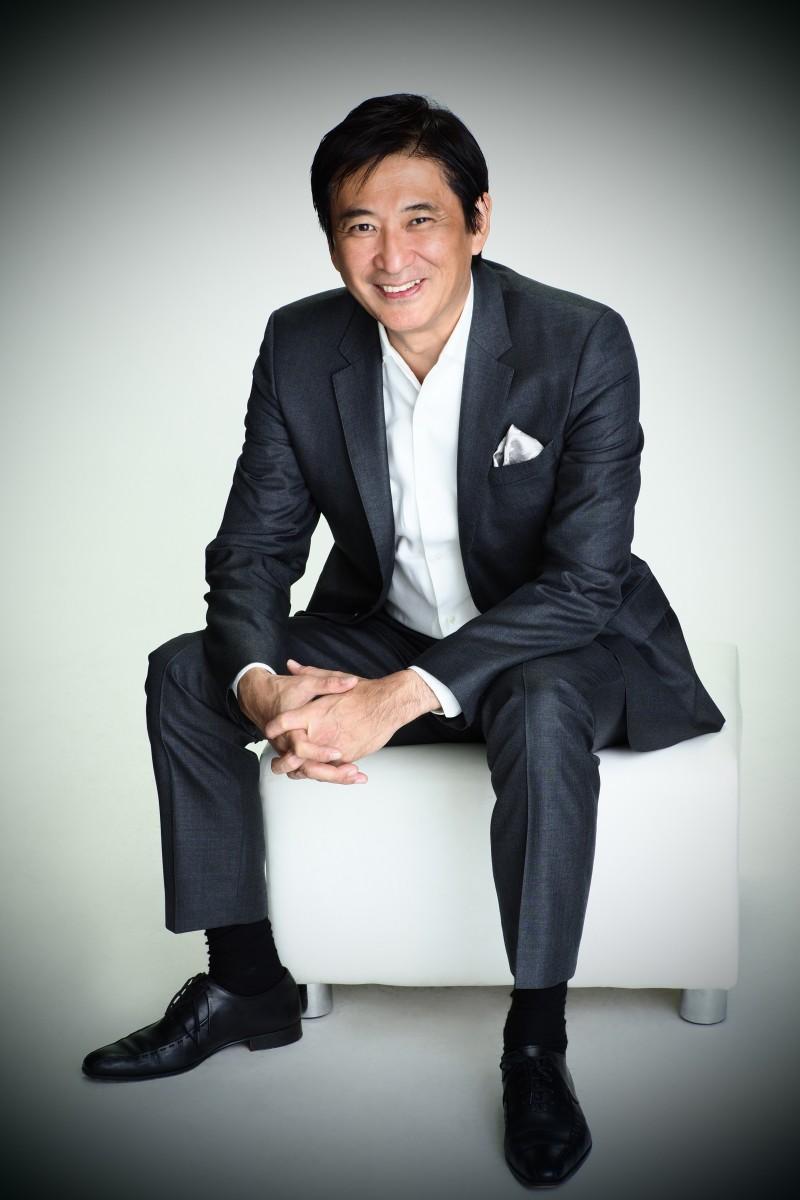 第1回のセミナー講師を務める関西フィルハーモニー管弦楽団首席指揮者の藤岡幸夫さん(C)SHIN YAMAGISHI