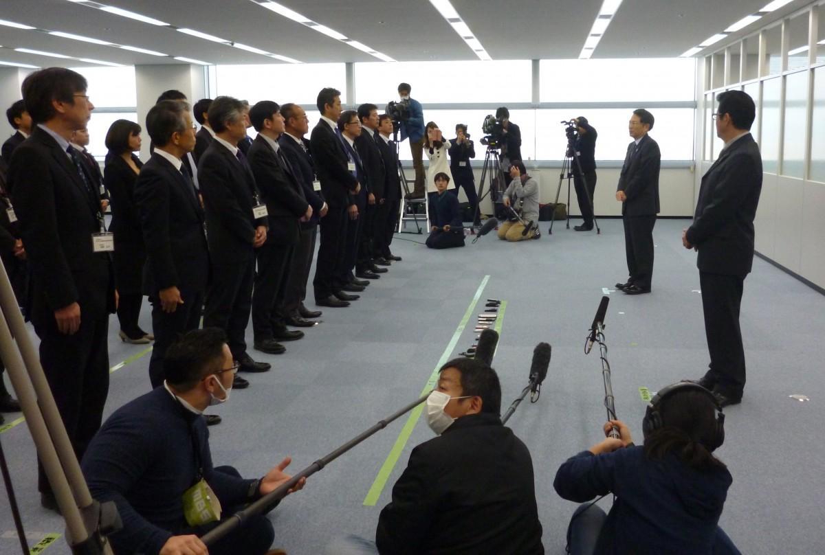 2025年日本国際博覧会協会」 松...