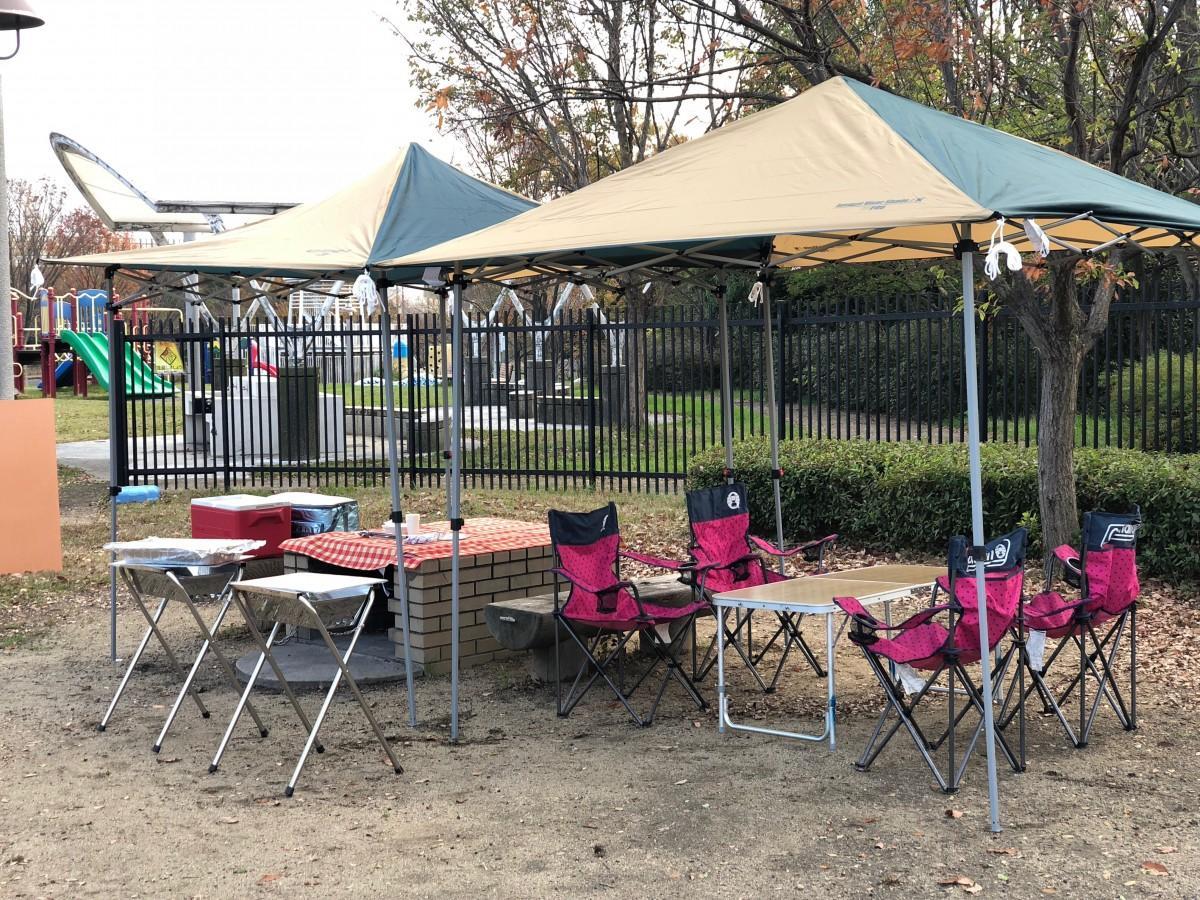URBAN BBQ 南港中央公園