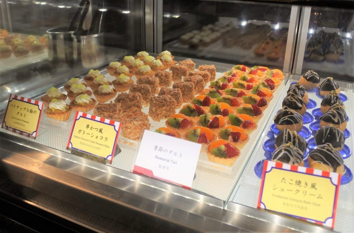 大阪ご当地グルメを楽しめるディナービュッフェ「大阪グルメフェア」