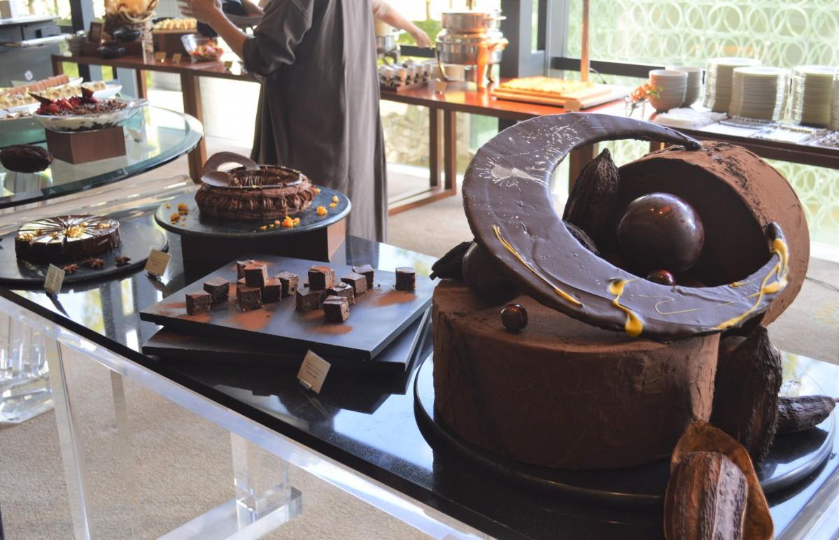 チョコレートスイーツビュッフェ「Lune de Chocolat(リュンヌ ドゥ ショコラ)」
